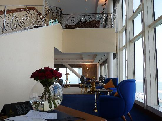 Burj Al Arab Jumeirah: The room