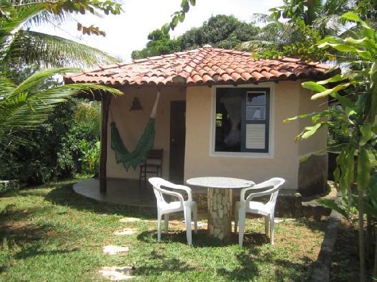 Pousada Colibri: The charming bungalows.