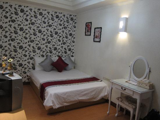 Hualien Sunrise Hostel: Bedroom