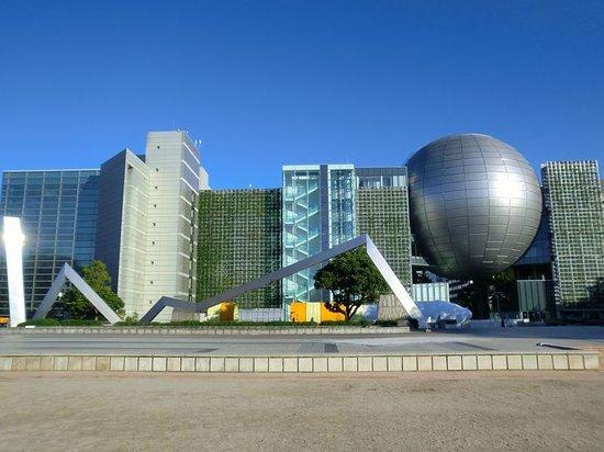 名古屋市, 愛知県, とても広い科学館