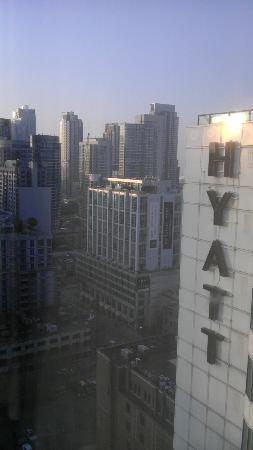 Hyatt Regency Toronto: Room View