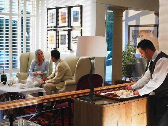 The Atlantic Hotel: Afternoon tea