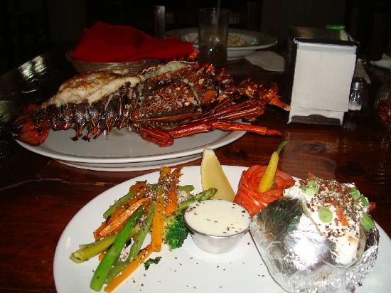 La Chatita Restaurant & Bar: The meal