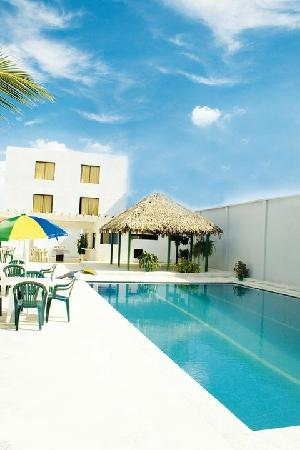 Hotel Amazonas Real : El hotel es muy agradable y cómodo para su estadía. Económico y con una buena atención