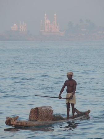 Karikkathi Beach House: Fisherman
