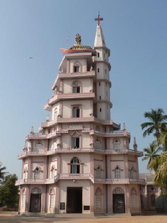Karikkathi Beach House: Village