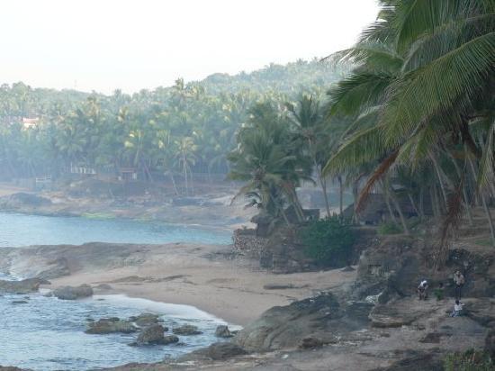 Karikkathi Beach House: Morning