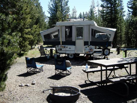 Indian Creek Campground: Indian Creek CG