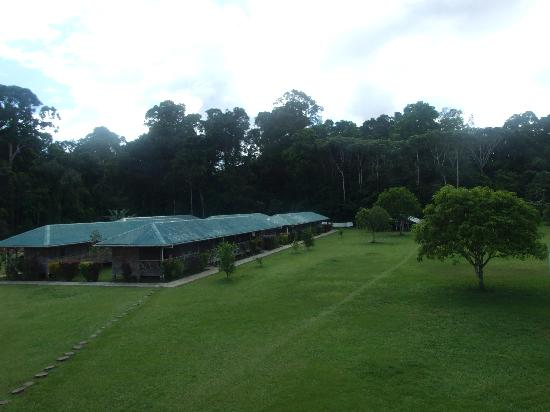 Iwokrama River Lodge: staff housing