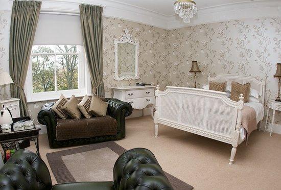 Trinity Hall Bed & Breakfast: Double room