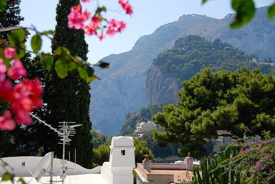 Residenza Casa Vuotto: panorama da Casa Vuotto