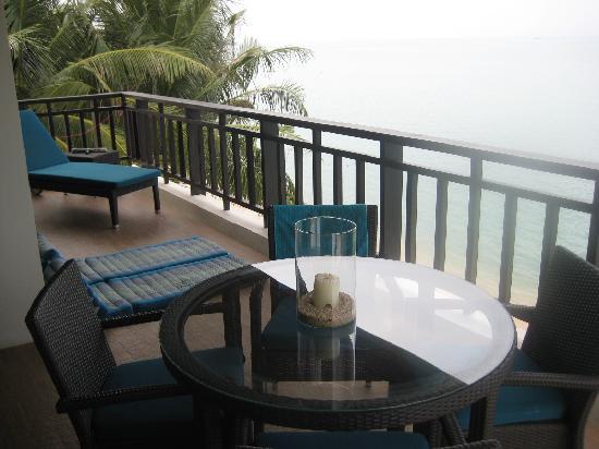 Billabong Beach Club: Stunning balcony Penthouse