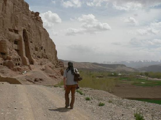Cultural Landscape and Archaeological Remains of the Bamiyan Valley: Walking by the wall of Great Buddhas, Bamyan