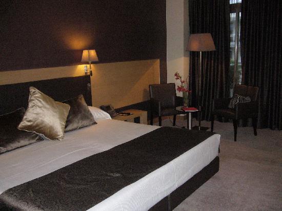 Gran Palas Hotel: room