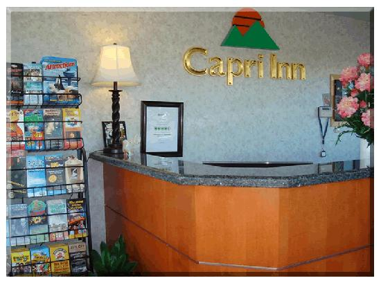 Welcome to The Capri Inn