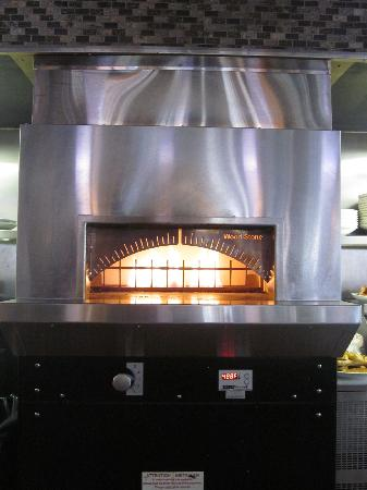Hyatt Regency Albuquerque: New oven equals New Menu
