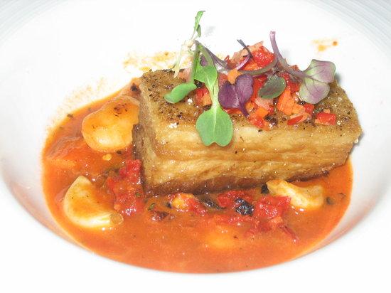 Crop Bistro: best dish on menu - pork belly anyone!