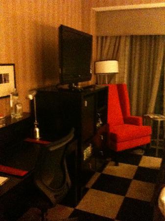 Kimpton Onyx Hotel: King Room