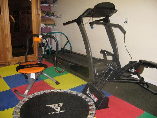 Red Hills B & B: Mini Gym