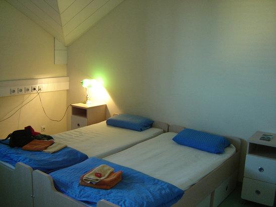 Hostel Print: Habitación doble.