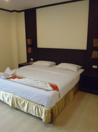 Absolute Guesthouse : Our double room