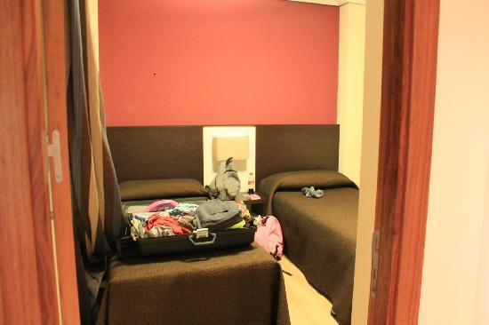 Hotel G3 Marques de Berlanga: Room