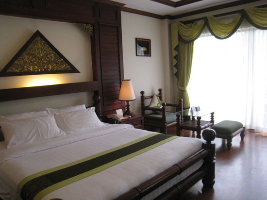 Borei Angkor Resort & Spa: the room