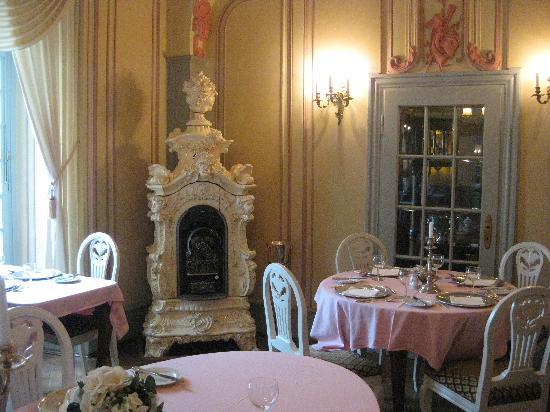 Hotel zum Schwan: Speisesaal