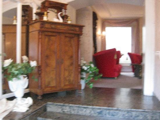 Hotel zum Schwan: Eingangsbereich