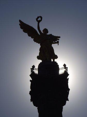 Mexico Caminando - Walking Tours: Angel - FREE TOUR