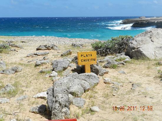 Boca Slagbaai: Playa Chikitu @ Washington Slagbaai National Park Bonaire