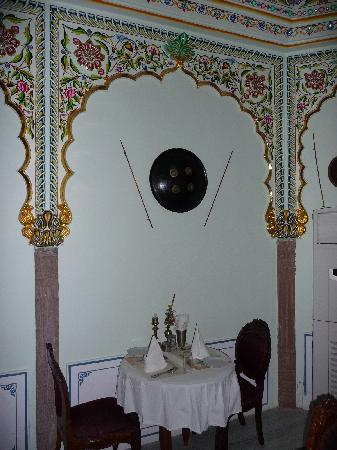 Jagat Palace: Hotel dining room