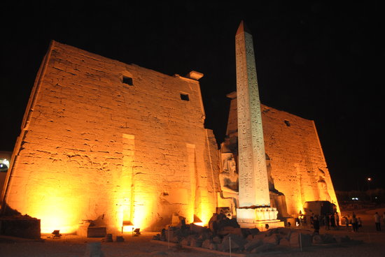 Egypt Fun Tours Day Trips: Luxor Temple