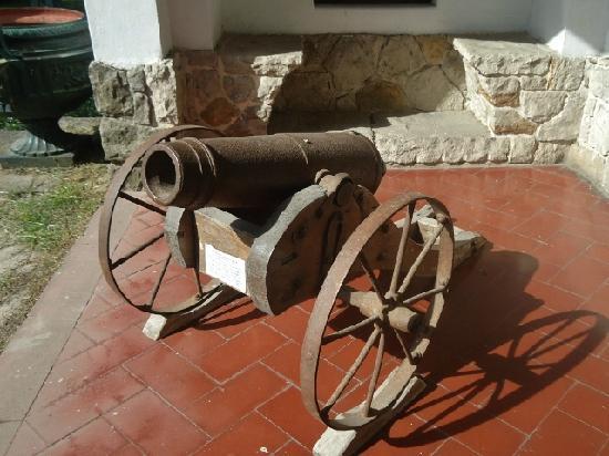 Museo historico municipal Roberto Barilli: Museo Barilli