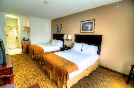Quality Inn & Suites Houston: Guest Room