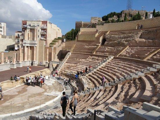 Teatro Romano: Roman Theatre Museum