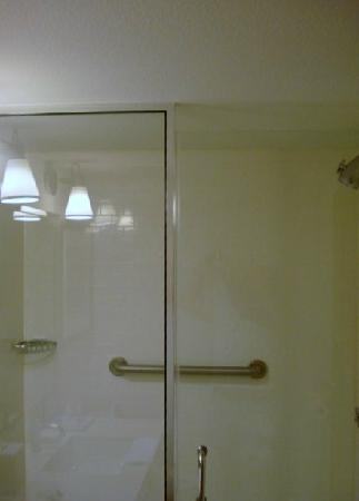 Wyndham Garden San Antonio near La Cantera : shower