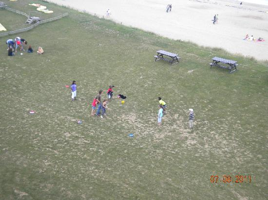 Merville-Franceville-Plage, Francia: activités au club enfant