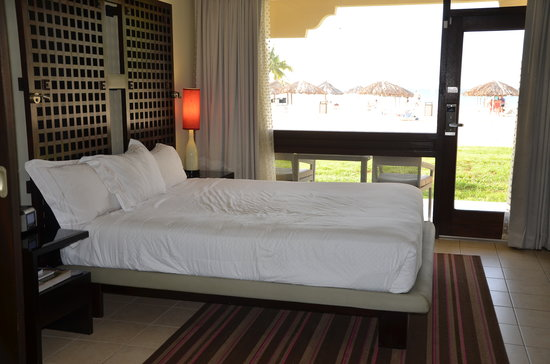 Bucuti & Tara Beach Resort Aruba: Our room.  Just steps from the beach