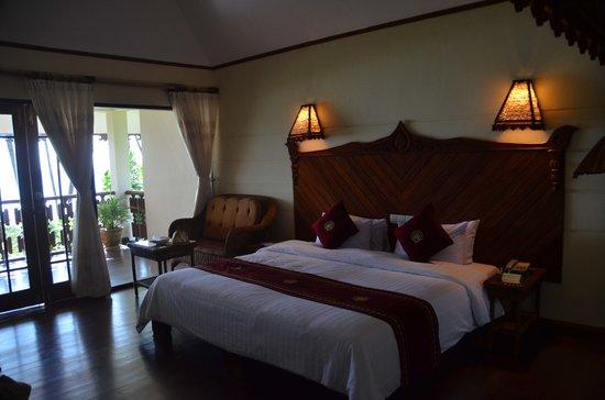 Amazing Ngapali Resort : my room
