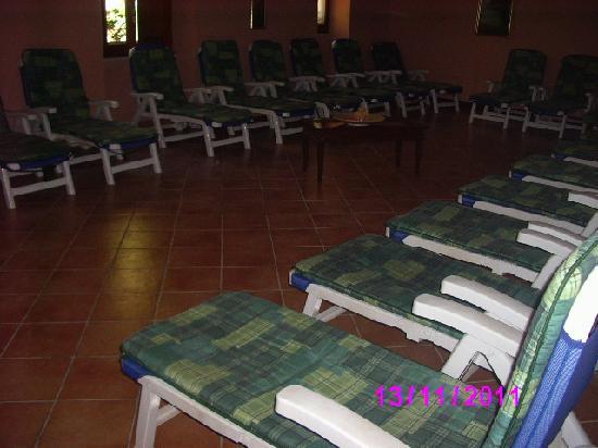 Hotel Dei Boschi: zona relax