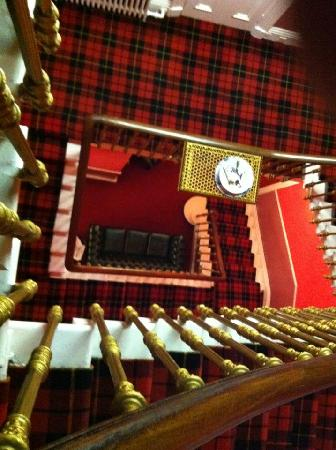 Ritz Edinburgh : Second floor