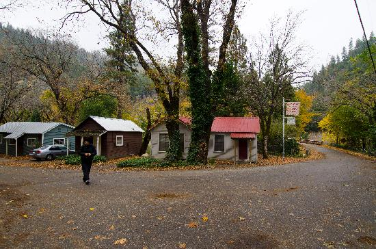 Belden, CA: Middle Cabin 3#