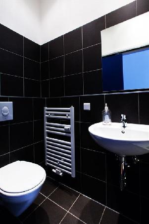 Pension Maedchenkammer: alle zimmer mit dusche, wc