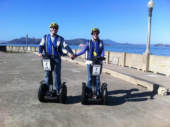 Segway Fun In Sf Picture Of Electric Tour Company Segway