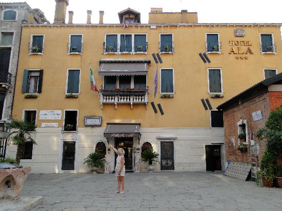 Hotel Ala Venice Reviews