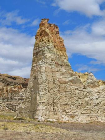 Paria Rimrocks Toadstool Hoodoos照片