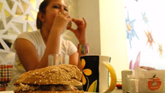 Cafe Edelweiss: Clean, healthy breakfast