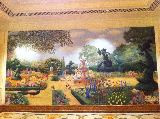 Near The Hotel Elevator Picture Of Hong Kong Disneyland Hotel
