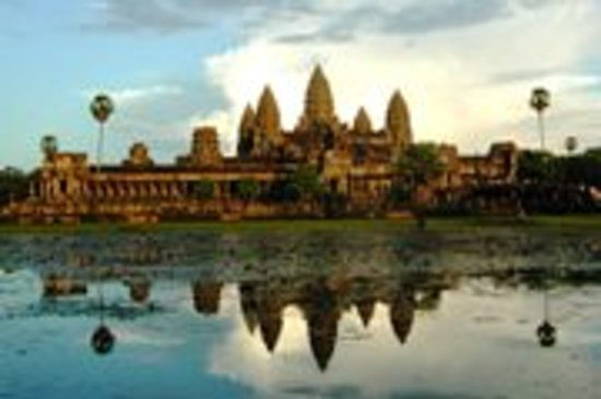 Siem Reap Rooms - Day Tours: Sunset Angkor Wat